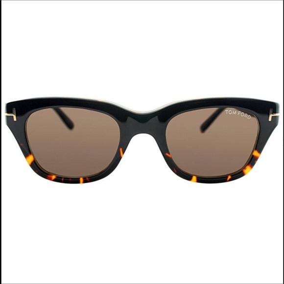 801298fdb67 BNWT Tom Ford Snowdon Sunglasses James Bond 007